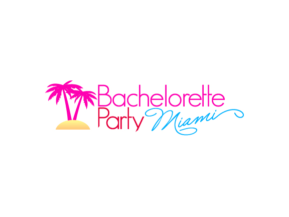 bachelorette party miami logo