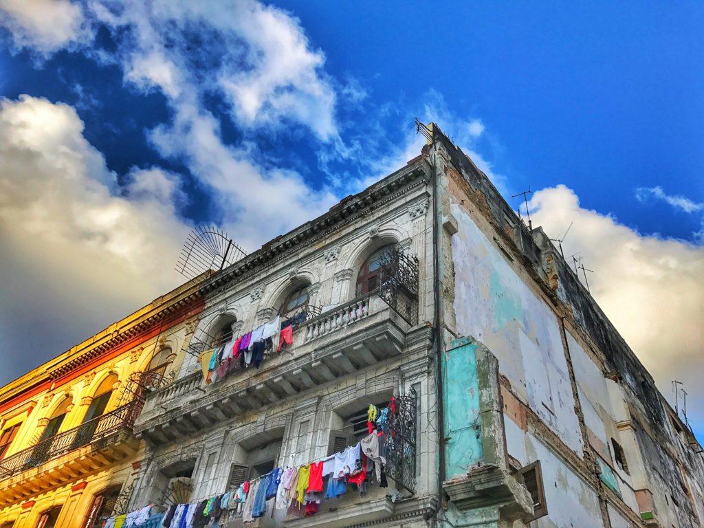 buildings in Havana