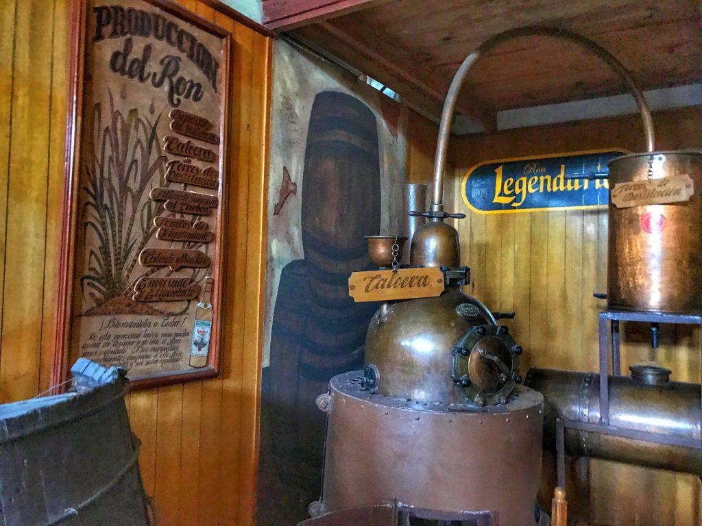 rum tour of Boracay