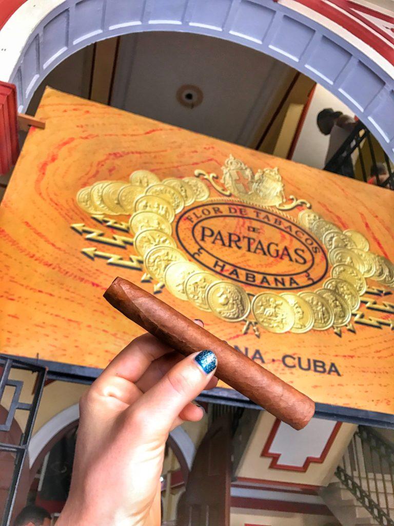 Partagas Cigar Factory Cuba