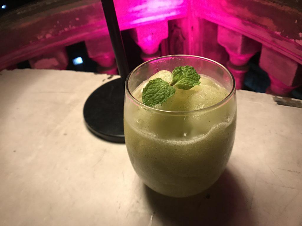 el mirador drink havana cuba