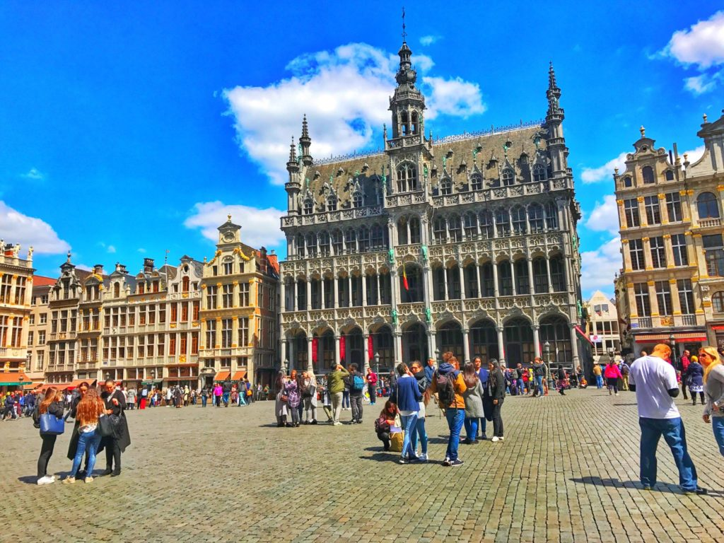 Brussels Grande Place
