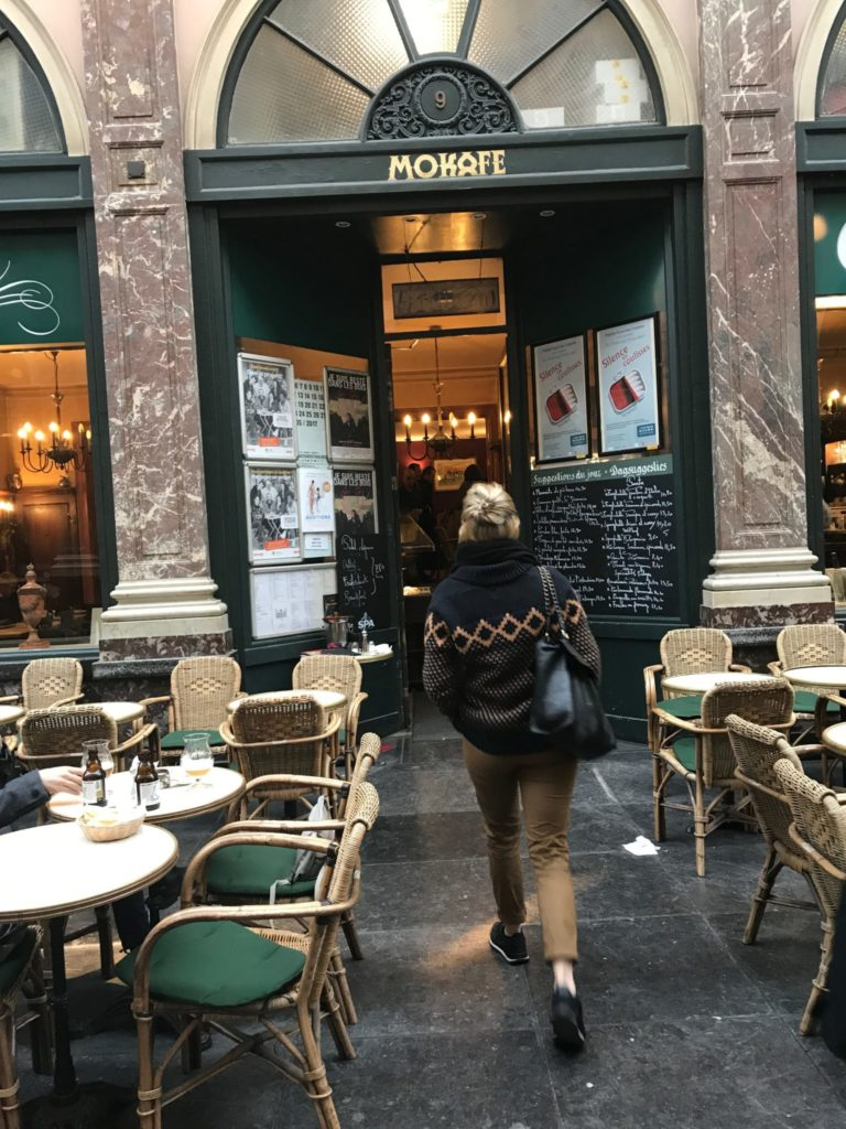 Brussels Food Tour Mokafe