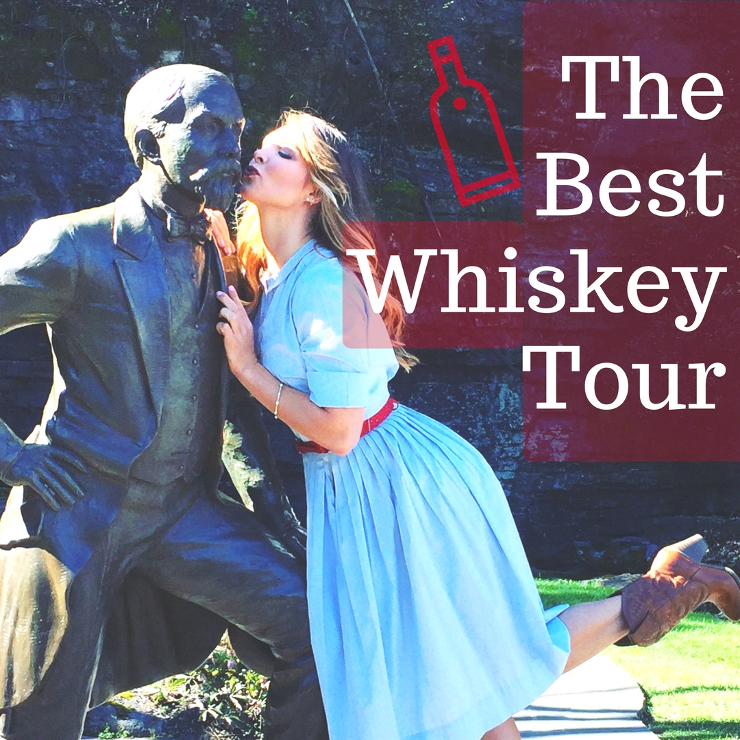 The Best Whiskey Tour in Tennessee
