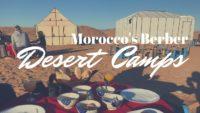 Berber Desert Camp