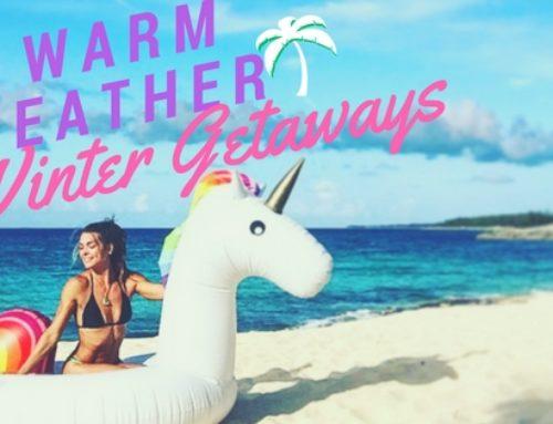 7 Warm Weather Winter Getaways