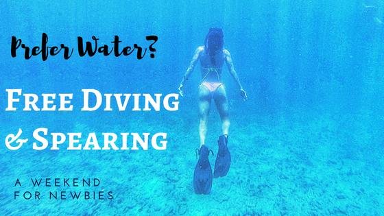 Cyndi Cramblett Free Diving