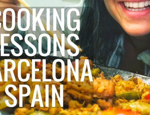 Cooking Lessons in Barcelona Spain