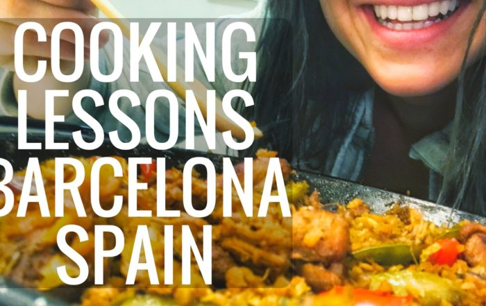 Cooking Lessons Barcelona