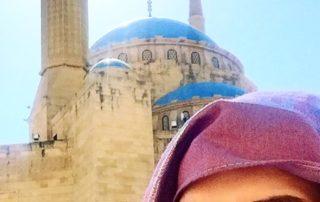 Cyndi Cramblett Mosque Lebanon