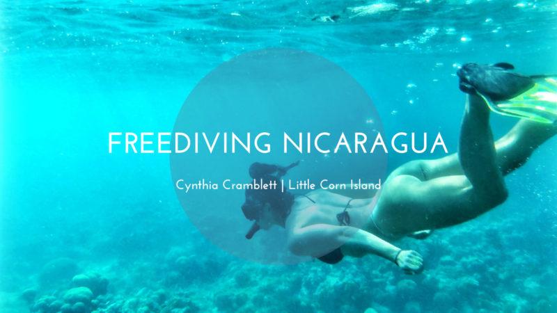 cynthia cramblett free diving