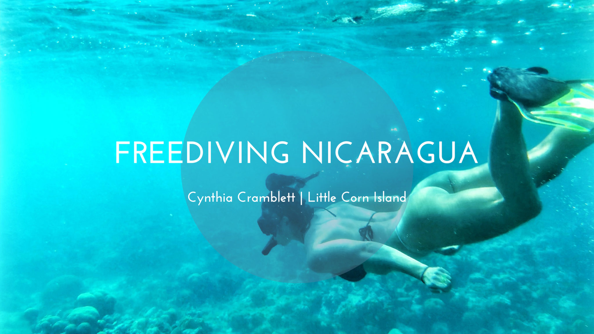 cynthia cramblett free diving