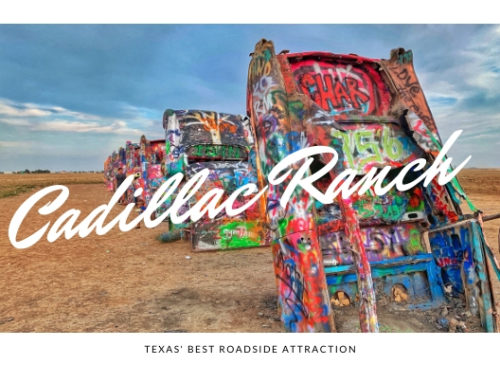 Texas' Best Roadside Attraction: Cadillac Ranch