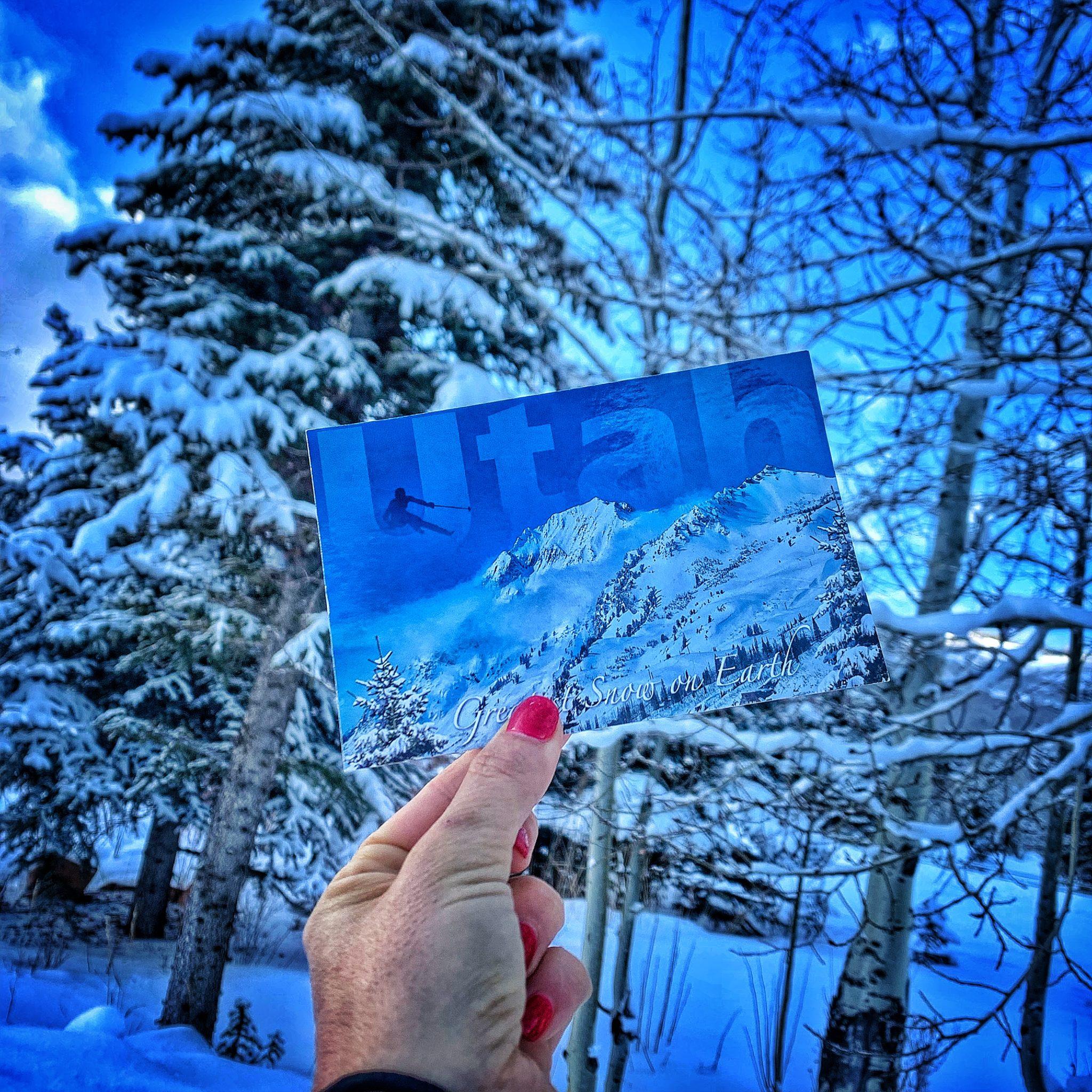 Utah Postcard