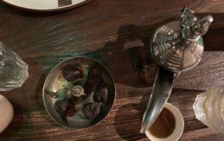 dates and tea Dubai