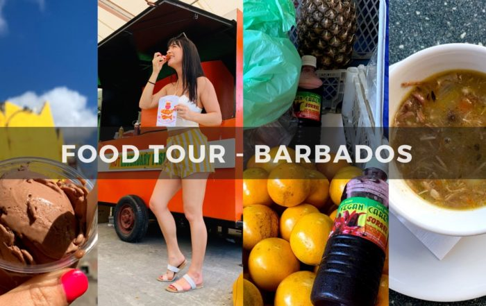 Bridgetown Barbados food tour